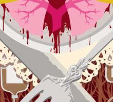 Hannibal Crest Sticker