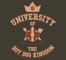 University Of The Hot Dog Kingdom by Fu-Man-Chu