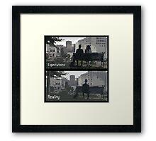 (500) Days of Summer Framed Print