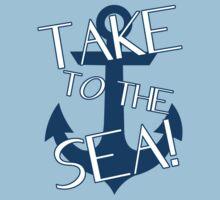 TAKE TO THE SEA! Kids Clothes