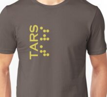 Interstellar - Tars design (correct font) Unisex T-Shirt