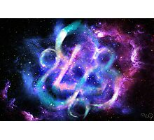 Coheed and Cambria Keywork Poster (No Text) Photographic Print