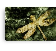 Coheed and Cambria Dragonfly Poster (No Text) Canvas Print