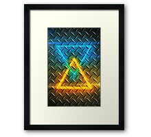 Coheed and Cambria Afterman Poster (No Text) Framed Print