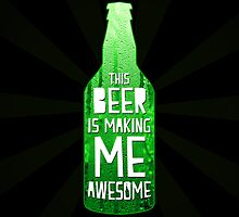 Typography - Beer by jebez-kali