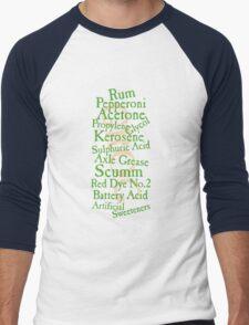Grog Men's Baseball ¾ T-Shirt