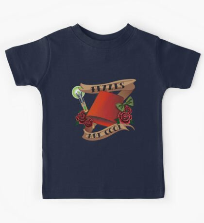 Fezzes Are Cool Kids Tee