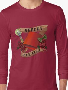 Fezzes Are Cool Long Sleeve T-Shirt