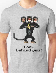 Three-Headed Monkey T-Shirt