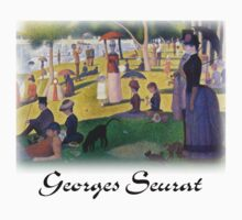 Georges Seurat - A Sunday on La Grande Jatte by William Martin