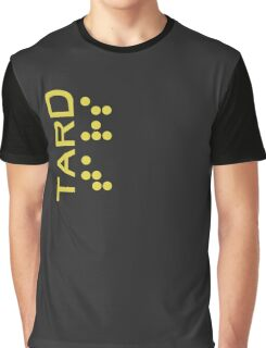 Interstellar - TARD robot logo Graphic T-Shirt