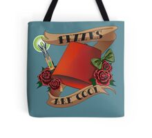 Fezzes Are Cool Tote Bag