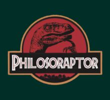 Philosoraptor by UncleCory