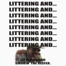 Littering And #1 by antdragonist