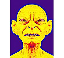 Gollum, alias in The Lord of the Rings: The Two Towers Photographic Print