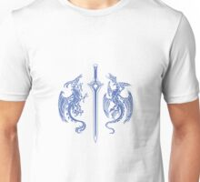 Fire Emblem Awakening - Double Dragon Unisex T-Shirt