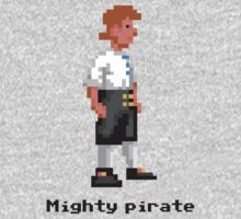 Mighty Pirate One Piece - Long Sleeve