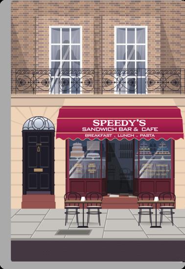 Welcome to Baker Street by francincruz