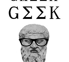 Greek Geek by PositiveSociety