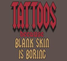 TATTOOS by bristlybits