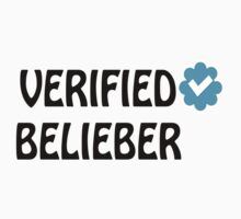 Verified Belieber  by smentcreations