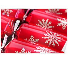 Christmas crackers Poster
