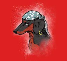Niko The Pirate Headshot Unisex T-Shirt