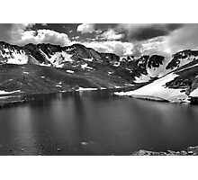 Summit Lake Study 6 Photographic Print