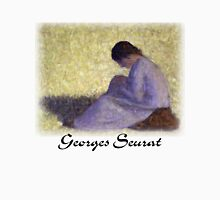 Georges Seurat - Seated Woman Unisex T-Shirt