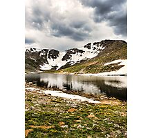 Summit Lake Study 3 Photographic Print