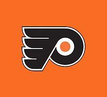 Philadelphia Flyers by Matthew Younatan