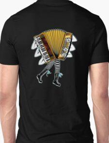 Accordion Avatar Unisex T-Shirt