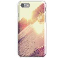 Le Sunset. iPhone Case/Skin