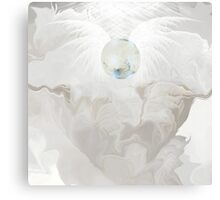 AWAKENING INTO INFINITE/   LOVE AND LIGHT- Art + Products Design  Canvas Print