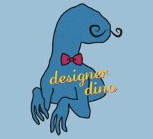 My Designer Dino by Elvedee