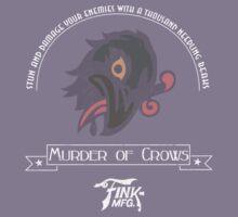 Murder of Crows Vigor Kids Tee