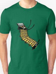 accaterpillion accordion + caterpillar! Unisex T-Shirt