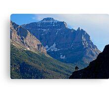 Mountain Majestic Canvas Print