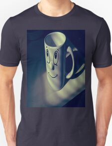 Cup Faced. Unisex T-Shirt