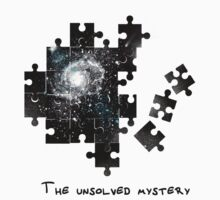 The unsolved mystery Kids Tee