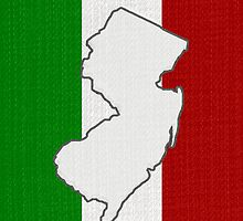 New Jersey Italian by iArt Designs