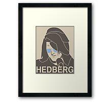Mitch Hedberg Framed Print