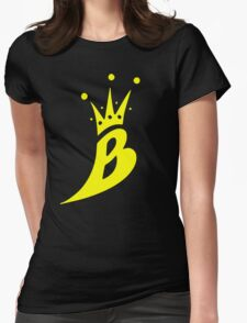 queen bee Womens Fitted T-Shirt