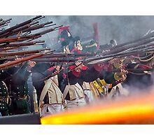Fire power Photographic Print