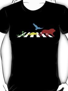 Hogwarts Road (color)  T-Shirt