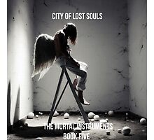 City of Lost Souls  Photographic Print