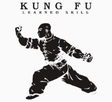 Kung Fu - Learned Skill by AlphaAttire