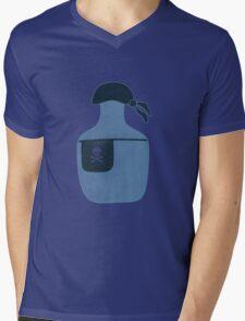 Rum of the Caribbean Mens V-Neck T-Shirt