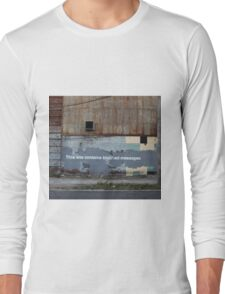 This site contains blocked images Long Sleeve T-Shirt