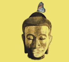 Buddha - tranquil Kids Clothes